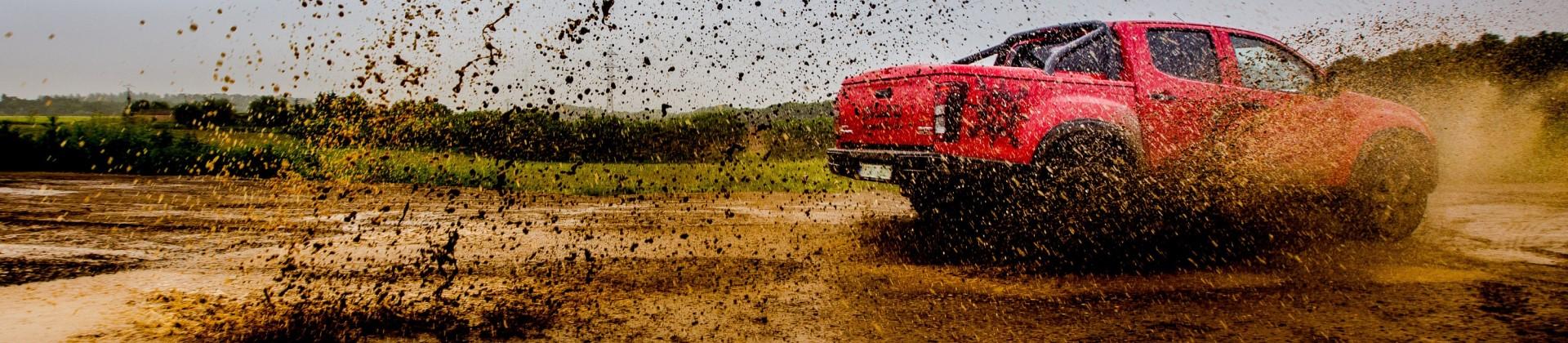 truck mudding