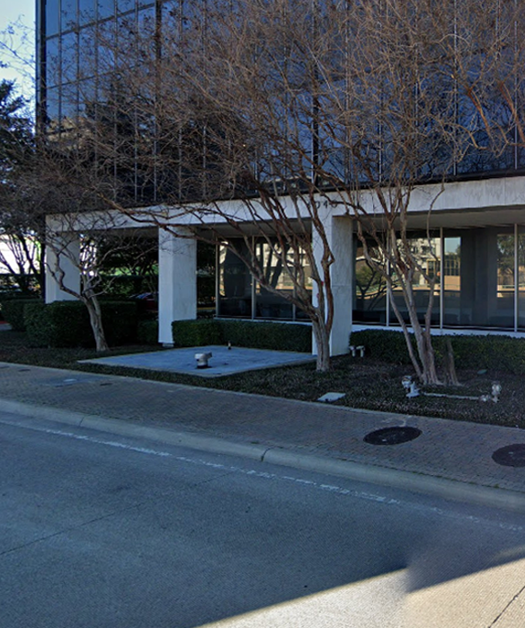 America's Credit Union Central Expressway Office Branch in Dallas Texas