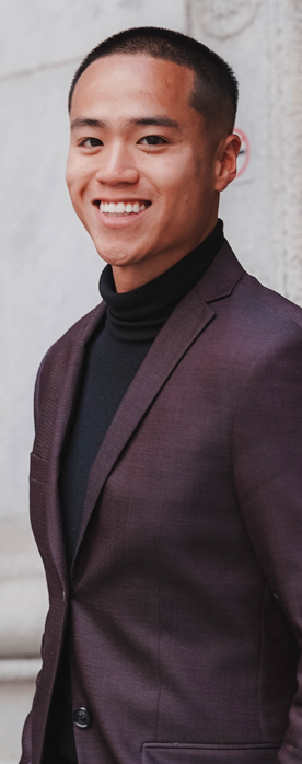 african american man in a business suit